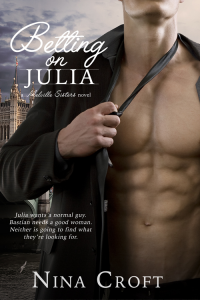 Betting on Julia (The Melville Sisters Book 2)