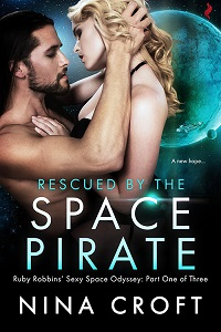 Rescued by the Space Pirate (Ruby Robbins Part 1)