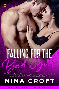 Falling for the Bad Girl (Cutting Loose Book 1)